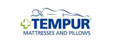 Tempur matrac gyártó logója
