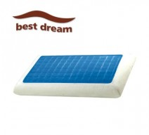 Best Dream Memory Gel Wave párna