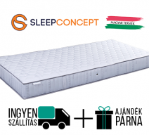 SleepConcept SMART memory matrac