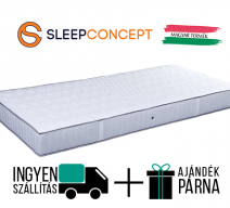 SleepConcept Refresh hideghab vákuum matrac