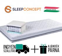 SleepConcpet Sensible-M memória zsákrugós matrac