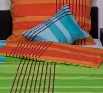 Gift Kiwi színű 3 részes ágyneműgarnitúra