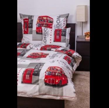 London pamut ágynemű garnitúra