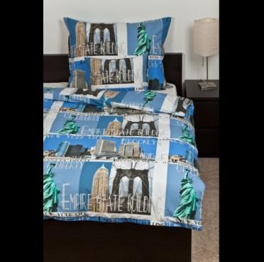 New York pamut ágynemű garnitúra