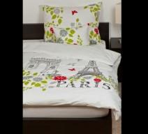 Paris pamut ágynemű garnitúra