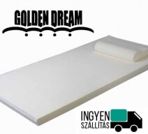 golden dream memory fedőmatrac topper