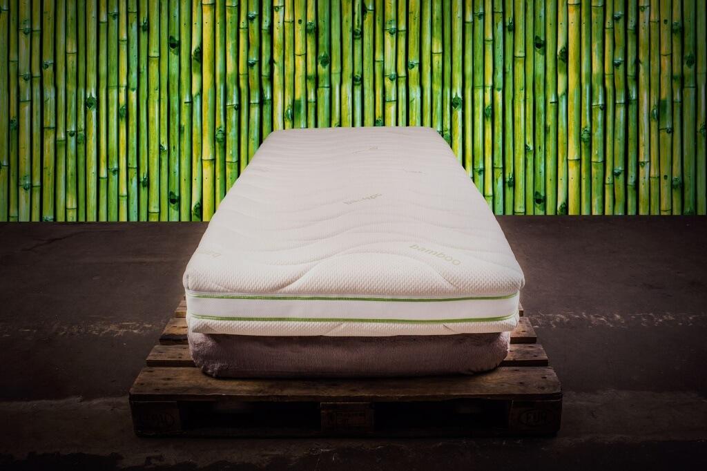 flexflex Memory bamboo matrac
