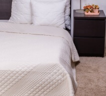 Naturtex Clara drapp ágytakaró