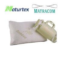 Naturtex bambusz memory párna matracom